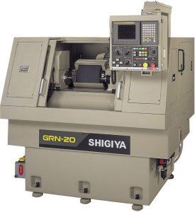 Shigiya GRN-20 Specialty Rubber Roll Grinder | A W  Miller