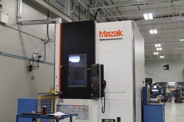 MAZAK MEGATURN NEXUS 900M CNC VTL   A W  Miller
