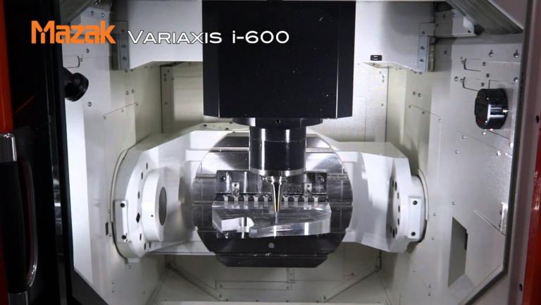 Mazak Variaxis i-600
